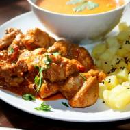 Kurczak curry z Sambar Masala
