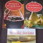 Domowe alkohole, wina, miody pitne i serniki świata