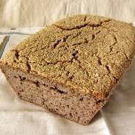 Bezglutenowy chleb gryczany