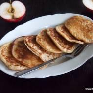 Placuszki z kaszy jaglanej z jabłkiem (bez cukru, laktozy i glutenu)