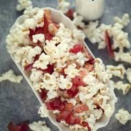 Popcorn z bekonem