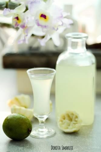 Nalewka z limonek