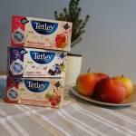 Tetley: Wyciśnij i Smakuj - recenzja nowych trzech smaków