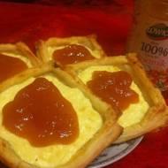 Ciasteczka śniadaniowe z dżemem z Rokitnika