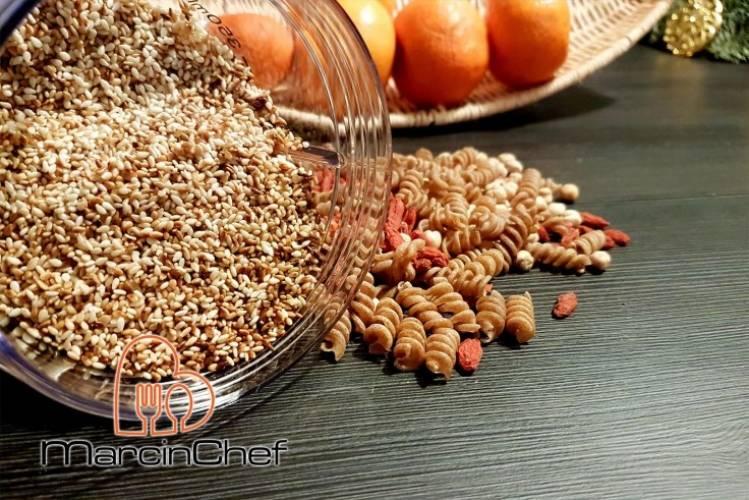 Tahini – domowa pasta sezamowa