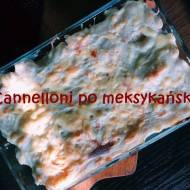 Cannelloni po meksykańsku