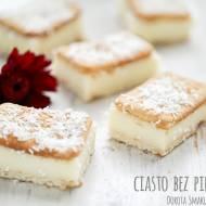 Ciasto bez pieczenia z krakersami