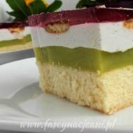 Ciasto z sokiem Kubuś
