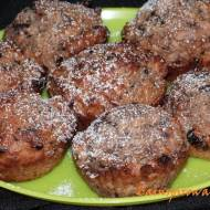 Muffinki z nutą imbirową