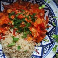 Pomysł na… rybę w pomidorach