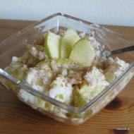 Ryż na mleku z jabłkiem