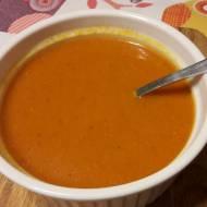 Zupa krem marchewkowo-pomidorowa