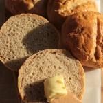 Bułeczki pszenno – żytnie
