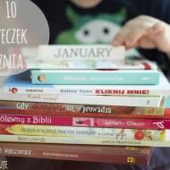 Top 10 książek dla dzieci w Styczniu