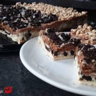 Ciasto w klimacie Batonika Kinder Country i Oreo, czyli Moje Ciasto Duo