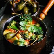 Obłędnie pyszny gulasz warzywny