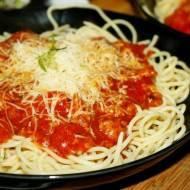Spaghetti a'la bolognese – szybki obiad