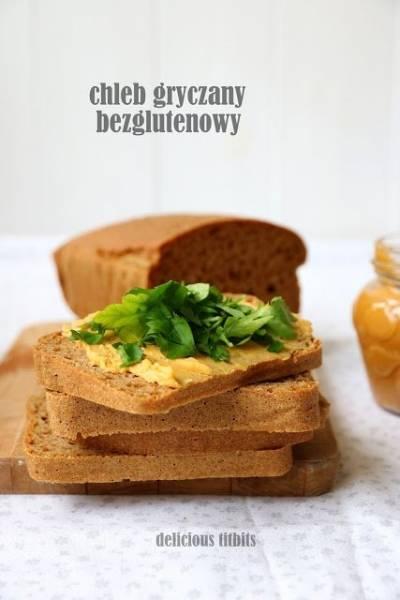 Chleb bezglutenowy gryczany z doatkiem amarantusa