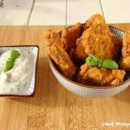 Aromatyczne piersi z kurczaka, smażone w głębokim tłuszczu