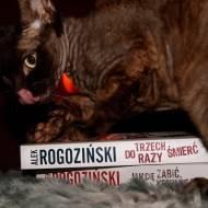 DO TRZECH RAZY ŚMIERĆ - Alek Rogoziński - Róża Krull na tropie 1.