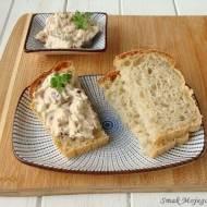 Pasta z serka śmietankowego, tuńczyka i jajka