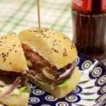Pyszne, soczyste cheeseburgery