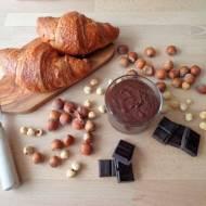 World Nutella Day! Domowa nutella w dwóch wersjach: z migdałami i orzechami (La nutella fatta in casa in due versioni: con mando