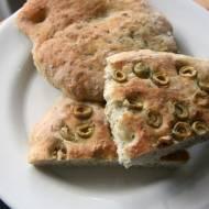 Ziołowy chlebek drożdżowy
