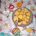 Bezglutenowe, kukurydziane ciasteczka