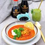 Zupa rybna z sosem Mojo Verde Canario