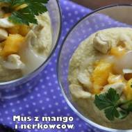 Mus z mango i nerkowców