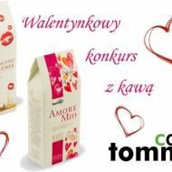 Walentynkowy konkurs z kawą Cafe Tommy