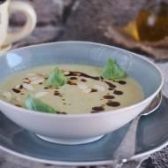 Zupa brokułowa z gorgonzolą / Broccoli and gorgoznola soup