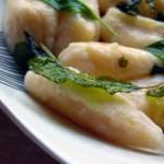 Leniwe z masłem szałwiowym