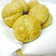Bułki pszenno-żytnie z siemieniem lnianym