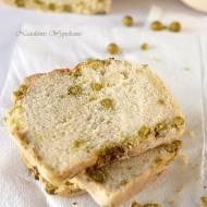 Chleb z zielonego groszku