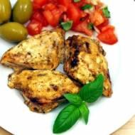 Kurczak w jogurcie greckim