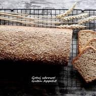Pełnoziarnisty chleb orkiszowy - prosty przepis. Dieta - szybka przemiana