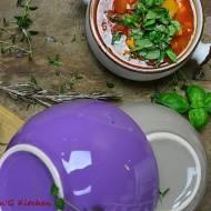 Zupa paprykowa z batatami