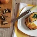 Selery z grzybami smażone – kuchnia podkarpacka