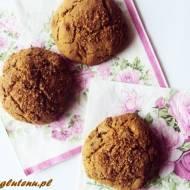 Bułeczkowe ciastka daktylowo-dyniowe ( bez glutenu, jajek i masła)