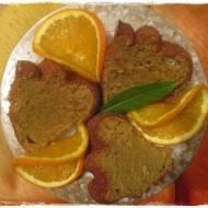 ciasto z gotowanych pomarańczy