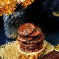Czekoladowe ciastka bezglutenowe