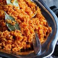 jollof rice – ryż po nigeryjsku…