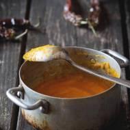 Zupa krem z pieczonej marchwi