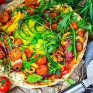 Pizza bezglutenowa paleo