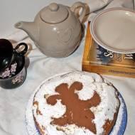 Schiacciata fiorentina - tradycyjne ciasto karnawałowe