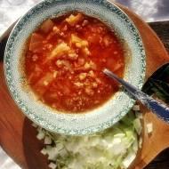 Zupa gołąbkowa – moje odkrycie stycznia.