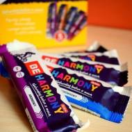 Batony BeHarmony - bio, wegan, bez glutenu :)