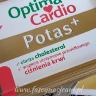 OPTIMA CARDIO POTAS + – margaryna zdrowsza niż inne